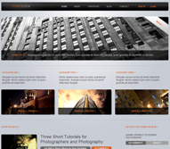 Web Design Sample 2